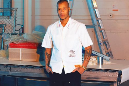 Heron Preston Crafts Authorized Counterfeits at Basic Space's Art Basel Miami Workshop