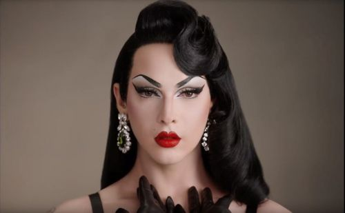 Pat McGrath taps Violet Chachki and Liz Hurley's son Damian for campaign