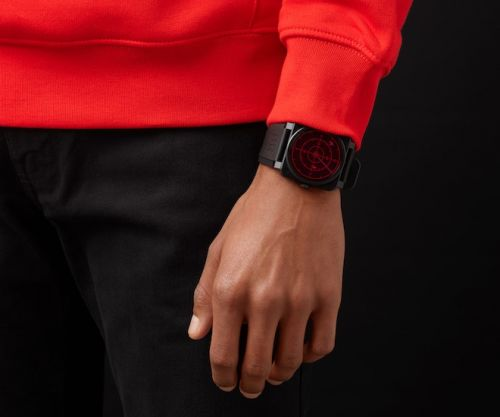 Bell & Ross Presents The Red Alert