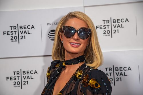 Paris Hilton Shuts Down Rumors She's Expecting First Child With Fiancé Carter Reum: 'Not Yet'