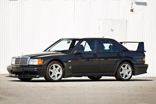This Mercedes-Benz 190E 2.5-16 Evolution II Is a $200k USD Slice of '90s DTM History