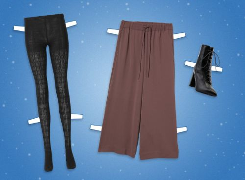 How To Keep On Wearing Your Summer Wardrobe Into Winter