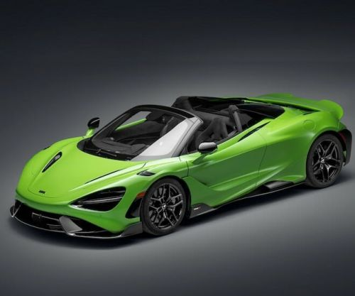 McLaren Releases 765LT Spider, Its Most Powerful Convertible Ever