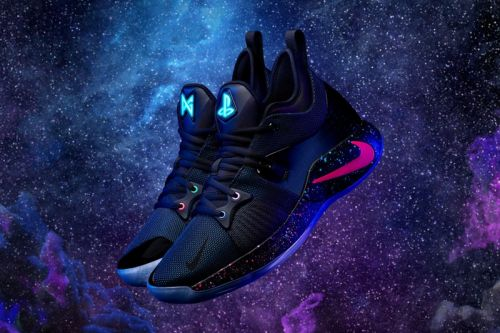 Nike Officially Presents Paul George's Second Sneaker, the PG2