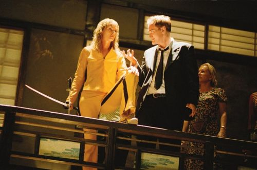 Quentin Tarantino confirms that Kill Bill 3 is 'definitely on the cards'