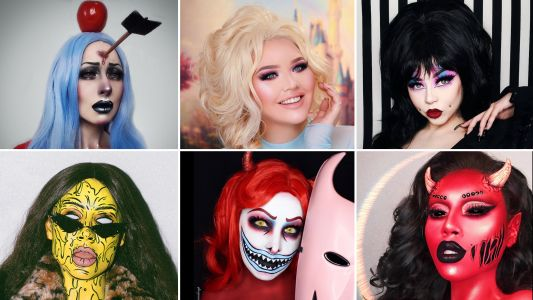 Up Your Halloween Makeup Game With the Best Influencers to Follow for Costume Inspo