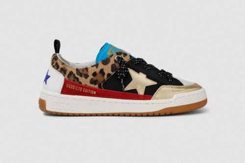 Golden Goose Channels Classic New York with West Coast-Inspired 'Yeah' Sneaker