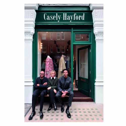 Casely-Hayford Open Their First Flagship Store on Chiltern Street
