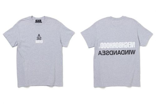 Latest NEIGHBORHOOD x WIND AND SEA Collaboration Takes a Minimalistic Spin on Classic Staples