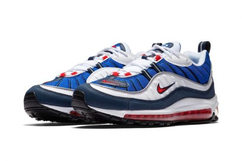 """Nike Announces Release Dates for Air Max 98 OG """"Gundam"""" and """"Tour Yellow"""""""
