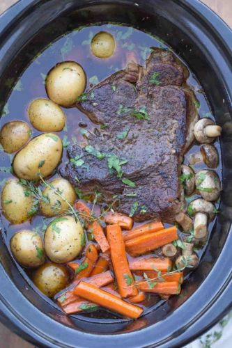 17 Slow-Cooker Beef Recipes That Anyone Can Make