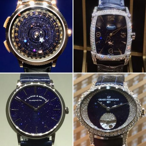 Celestial Watches at SIHH 2018