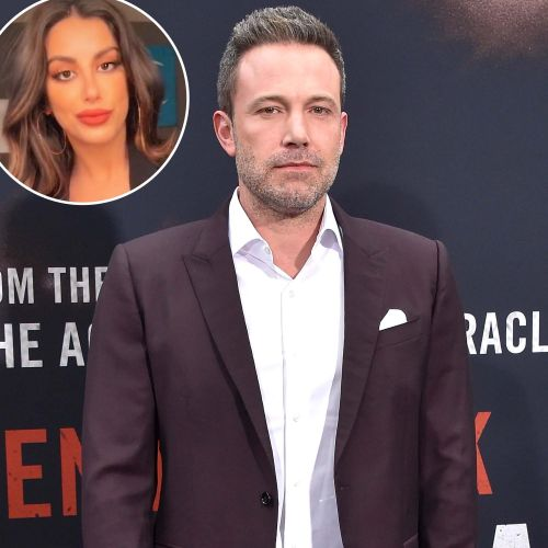 Ben Affleck Apparently Slid Into a Woman's DMs After She Unmatched Him on Raya: 'It's Me!'