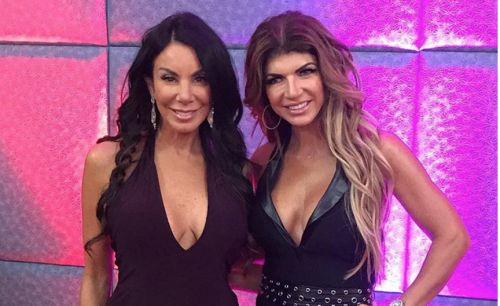 Here it Goes! 'RHONJ' Stars Teresa Giudice and Danielle Staub 'Aren't Speaking' Again