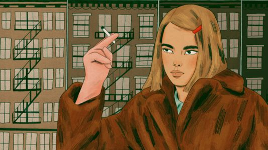 The illustrator documenting the stylish world of Wes Anderson