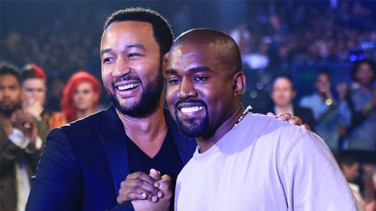 John Legend Uses Kanye West's Twitter Tirade as Free Promo for His New Single