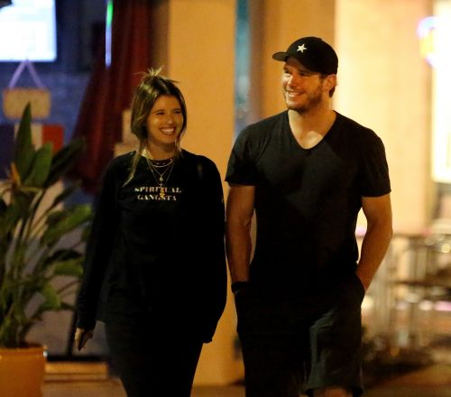 Chris Pratt And Katherine Schwarzenegger Are Engaged - See Her Stunning Ring