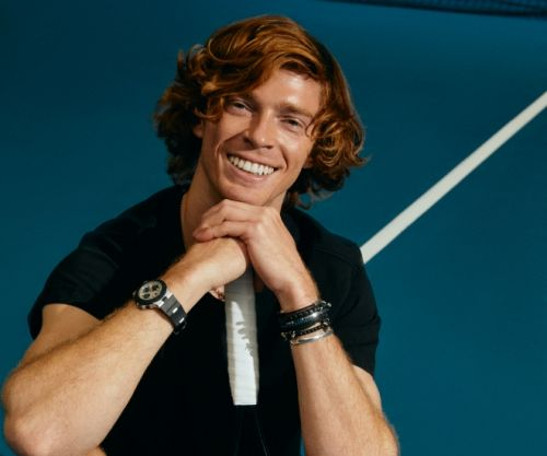 Andrey Rublev Joins Forces with Bvlgari