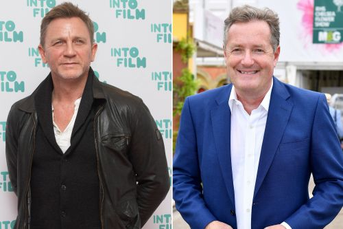 Piers Morgan shames Daniel Craig for wearing baby 'papoose'