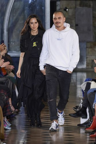 Victoria/Tomas SS20 Runway Show Paris Fashion Week