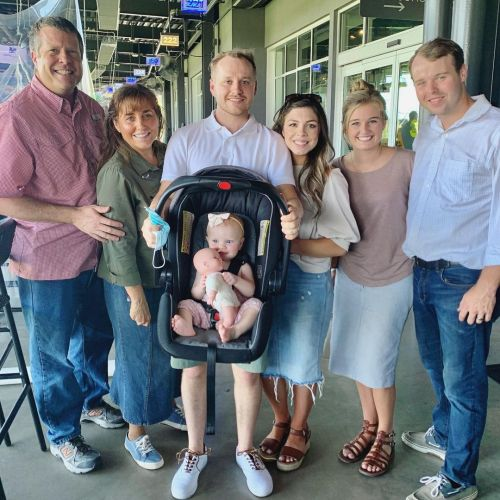 Half of Jim Bob and Michelle Duggar's Kids Are Married: Who Has Said 'I Do' After Courting