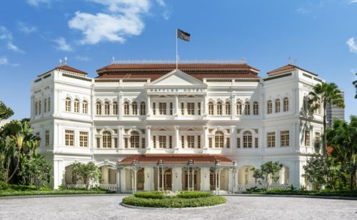 Inside the Revamped Raffles Singapore
