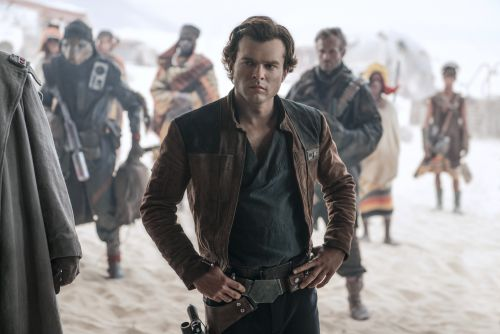 'Solo' box office struggles may have doomed future 'Star Wars' spinoffs