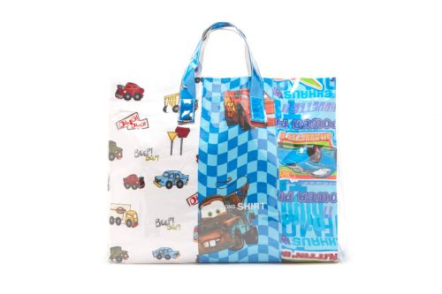 COMME des GARÇONS SHIRT Revisits More Childhood Memories With 'Cars'-Inspired Bag