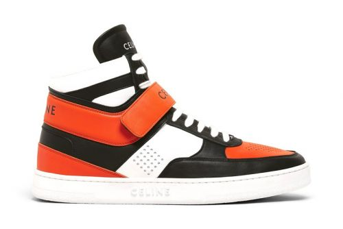 CELINE HOMME Introduces New CT-03 Trainer for Winter 2021