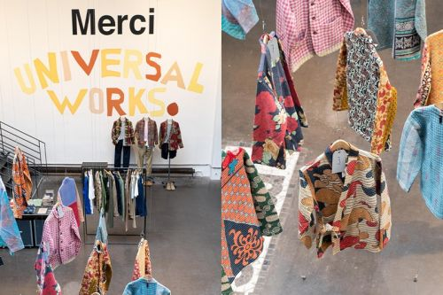 Universal Works Launches Limited Pop-Up at Merci Paris