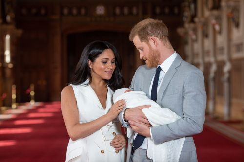 Meghan Markle Had 'Mixed Feelings' About Returning to Work and Was 'Nervous About Leaving Archie'