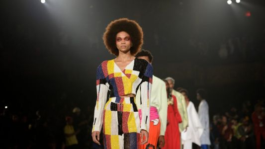 Pyer Moss Will Unveil Its First Haute Couture Collection At Paris Fashion Week