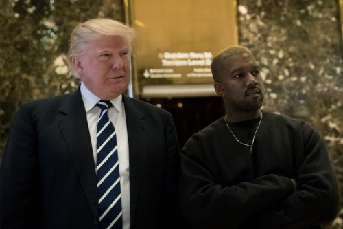 Donald Trump's Re-Election Campaign Is Using Kanye West's Support for Fundraising