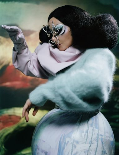 Step inside the world of Cornucopia with cover star Björk