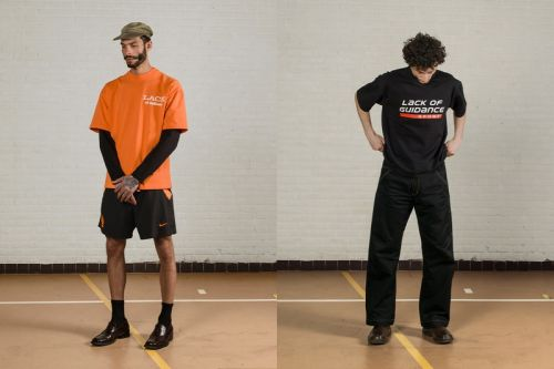 Lack of Guidance Drops Its Latest Football-Infused Apparel Collection
