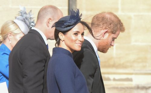Meghan Markle's Pregnancy Cravings Have Reportedly 'Kicked In': 'Harry Has Been Buying Her British Candy'