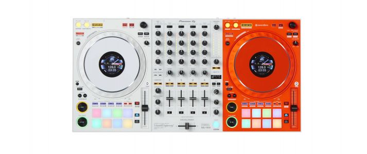 Off-White and Virgil Abloh Team With Pioneer DJ on Limited-Edition Controller & Fashion Capsule