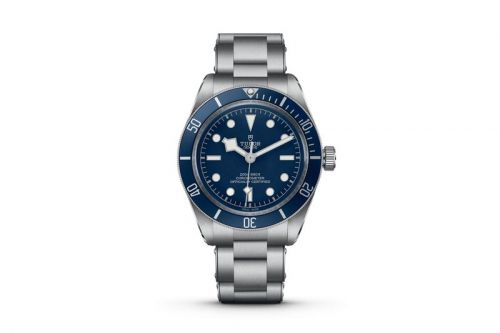 Tudor Dresses Its Black Bay Fifty-Eight in Navy Blue