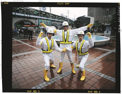 The Beastie Boys have grown older, but they'll never grow up