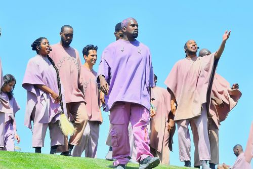 How religious celebs like Kanye West inspired Sunday 'church' fashion