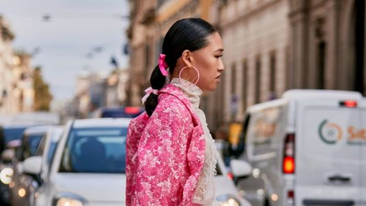 The 24 Best Beauty Street Style Looks From Milan Fashion Week