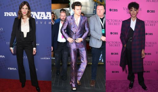 This Week's Best Dressed Celebrities Got Sexy In Suits