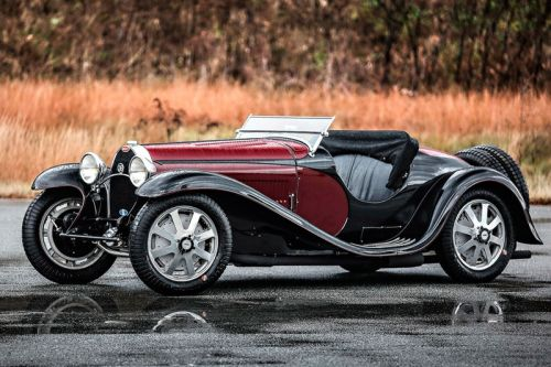 First-Ever Built 1931 Bugatti Type 55 Roadster Is up for Auction
