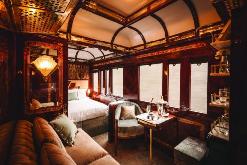 Belmond Promotes Slow Travel with New Train Itineraries