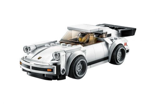 LEGO Rebuilds the Iconic 1974 Porsche 911 Turbo 3.0