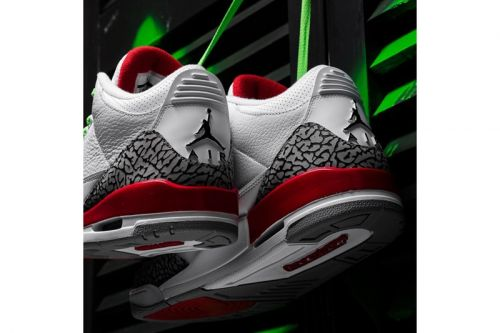 "The Air Jordan 3 ""Katrina"" Set to Release Early at Jordan Brand x Sneaker Politics Block Party"