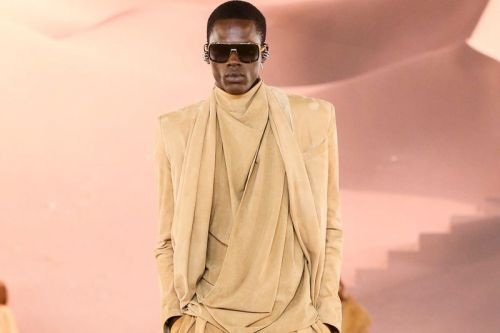 Balmain Takes to the African Desert in FW20 Collection