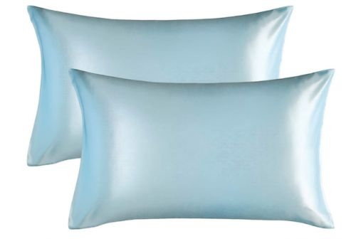 The Internet's Favorite Satin Pillowcase Is Only $10 Right Now