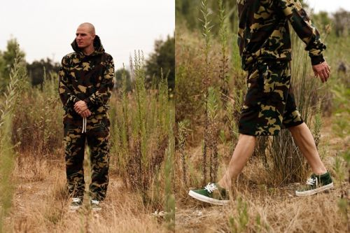 JSP and Standard Issue Tees Release Camo-Covered Capsule