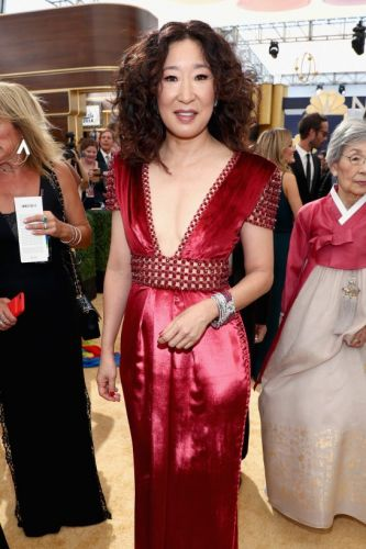 Sandra Oh's Real Win? Making Her ImmigrantParents Proud